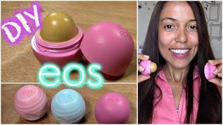 getlinkyoutube.com-EOS Lip Balm DIY - Dos Ingredientes | Eli Garcia