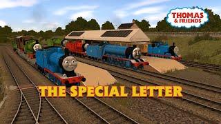 getlinkyoutube.com-The Special Letter | Trainz Remake