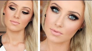 getlinkyoutube.com-Ultimate Bronze Smokey Eye Tutorial