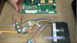 getlinkyoutube.com-Testador para fontes de TV LCD LED Plasma