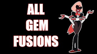getlinkyoutube.com-All Gem Fusions - As of August 2015 (HD)