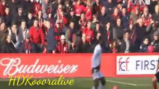 Liverpool vs Bournemouth 1-0 || Victor Moses Goal || 25/01/2013 || Premier League 13-14