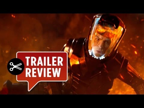 Instant Trailer Review - Star Trek Into Darkness NEW TRAILER (2013) - JJ Abrams Movie HD