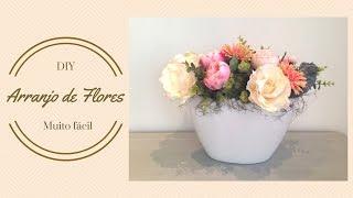 getlinkyoutube.com-Aprenda a fazer arranjo de flores