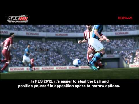 PES 2012 Announcement Video! -RgimtzvDofs
