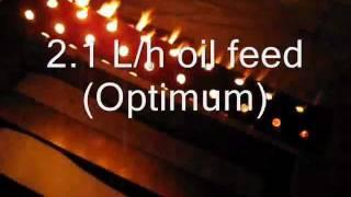 getlinkyoutube.com-Babington BEST EVER Smokeless High Efficiency Waste Oil Burner