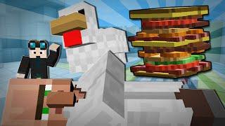 getlinkyoutube.com-TRAYAURUS' OPERATION | Minecraft