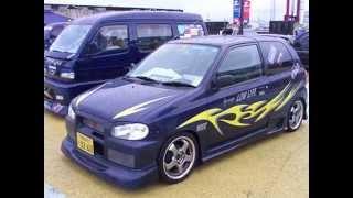 getlinkyoutube.com-Suzuki Alto改/SUZUKI ALTO K6A 660cc