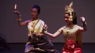 របាំតាយ៉ែ Cambodian Royal Ballet - Paying Homage to Ancestors