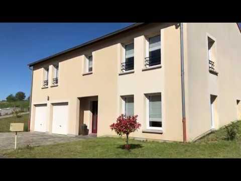Maison Individuelle F6 à CONTZ LES BAINS avec 4 chambres