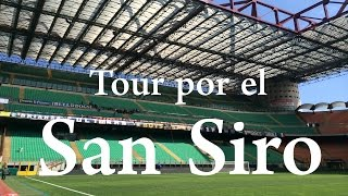 Tour por el Estadio San Siro