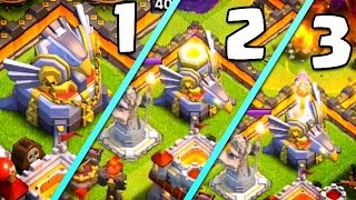 getlinkyoutube.com-WHAT'S IT COST!? NEW EAGLE ARTILLERY DEFENSE! Clash of Clan Town Hall 11 Update #13!