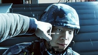 Battlefield 4 Campaign Mission 2 Shanghai PC Ultra Settings