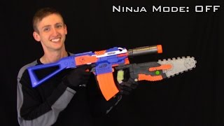 HOW TO BE A NERF NINJA