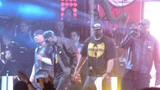 Wu-Tang Clan Performs 'C.R.E.A.M.' Live At Coachella 2013