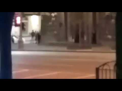 З'явилося відео ліквідації стрільця в Харкові