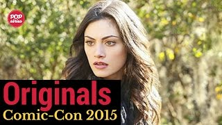 SDCC 2015: Phoebe Tonkin de The Originals