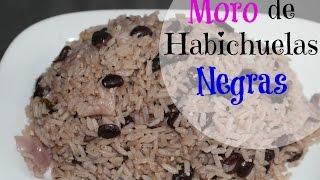 getlinkyoutube.com-Moro de habichuelas negras | Cocinando con Ros Emely
