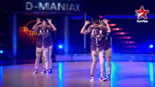 D-Maniax in India's dancing superstar's face off.