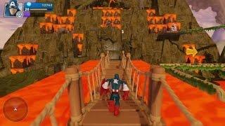 getlinkyoutube.com-Disney Infinity 2.0 - Toy Box - Night Castle and Jurassic Adventure