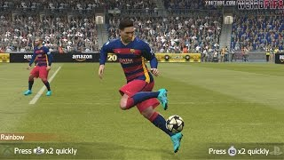 getlinkyoutube.com-PES 2016 ALL SKILLS & TRICKS TUTORIAL | Xbox & Playstation