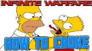 getlinkyoutube.com-How to: CHOKE A DE-ATOMIZER STRIKE 101 (GO TO 1:13:30) - Infinite Warfare