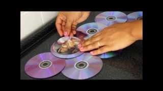 getlinkyoutube.com-Quadro de fotos com DVD,super fácil.