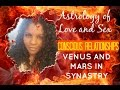 VENUS AND MARS IN SYNASTRY
