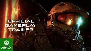 getlinkyoutube.com-Halo 5: Launch Gameplay Trailer
