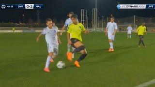 getlinkyoutube.com-Hachim Mastour vs Dynamo Kiev (Friendly) 10/02/2016 HD by JM