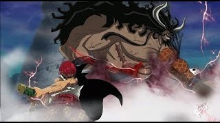 "getlinkyoutube.com-نقاشات منجا ون بيس : أكاينو ضد أوكيجي "" خطة الموت"" ، سر الاطاحة باليونكو كايدو  ..."