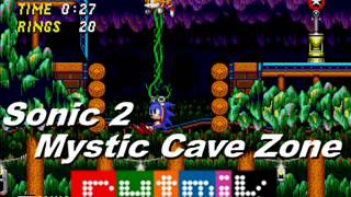 Sonic 2 Mystic Cave Zone - Rytmik by Craig Page
