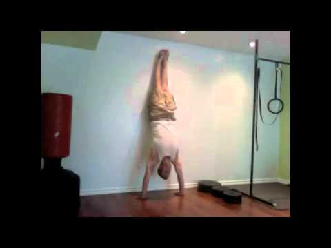 How To Do Handstand Push Ups!!! The Best Tutorial!!