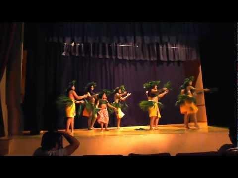 Danzas polinesias curso puebla (INTERDANCE) 2012