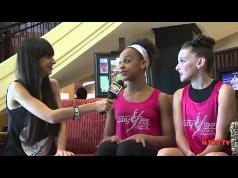 Dance Mom - Kendall and Nia Interview (Nia Birthday Editon)