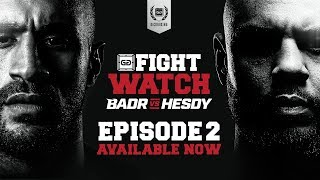 Badr Hari vs. Hesdy Gerges (IT'S SHOWTIME 2010) | Fight Watch