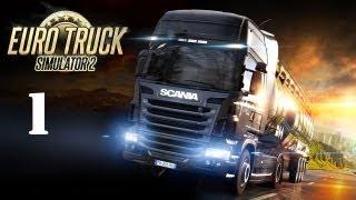getlinkyoutube.com-Euro Truck Simulator 2 ч1 - Новичкам везёт.