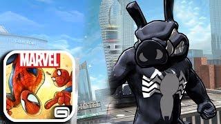 getlinkyoutube.com-Spider-Man: Unlimited - Pork Grind! (Venom?)