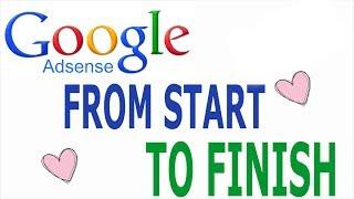 getlinkyoutube.com-How To Setup Google Adsense From Start To Finish - Adsense Tutorial