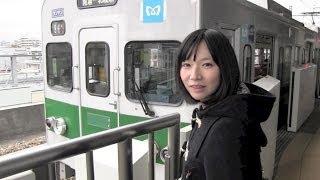 getlinkyoutube.com-もうすぐ引退 東京メトロ千代田線北綾瀬支線5000系に乗ってきた