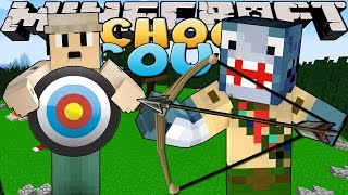 getlinkyoutube.com-Minecraft School Scouts - SCOUTS GET THEIR ARCHERY BADGE!!