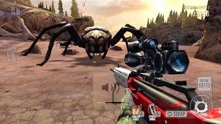 getlinkyoutube.com-I HATE SPIDER | KILL ALL SPIDER | Deer Hunter 2014 | Episode 03 INDONESIA