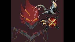 getlinkyoutube.com-MHX - HR LAGIACRUS RUN (Bushido Greatsword)