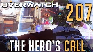 getlinkyoutube.com-[207] The Hero's Call (Let's Play Overwatch PC w/ GaLm)
