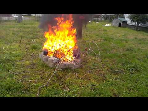 Ugly Pompous Grin's Rainy Day Pianer Fire 1