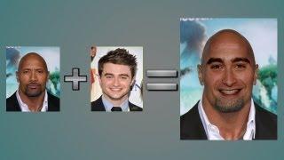 getlinkyoutube.com-Photoshop Tutorial - Gesichter tauschen