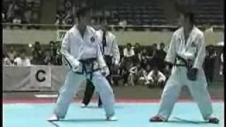 getlinkyoutube.com-Hwang Su Il vs Kaito Atsushi