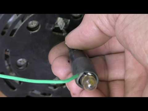 Почему не горит лампа зарядки аккумулятора автомобиля? Полезный совет АВТО электрика ВЧ.