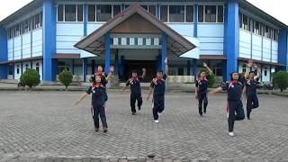 getlinkyoutube.com-Senam Kreasi Penjaskes Universitas Bengkulu 2015 K