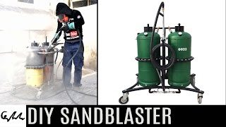 getlinkyoutube.com-DIY Sandblaster